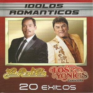 Los Rehenes y Los Yonic's 歌手頭像