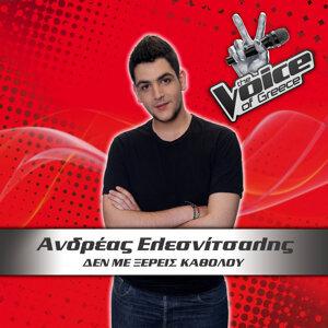Andreas Elesnitsalis 歌手頭像