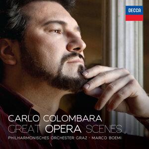 Marco Boemi,Carlo Colombara,Philharmonisches Orchester Graz 歌手頭像