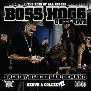 Slim Thug Presents Boss Hogg Outlawz (滑頭惡棍) 歌手頭像