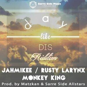 Jahmikee, Rusty Larynx, Monkey King 歌手頭像