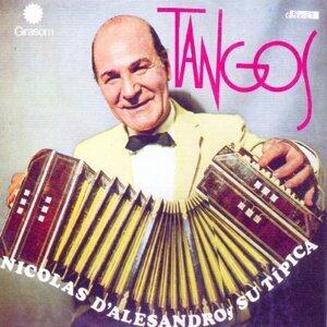Nicolas D´Alessandro Y Sua Típica 歌手頭像
