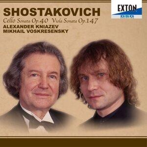 アレクサンドル・クニャーゼフ/ミハイル・ヴォスクレセンスキー 歌手頭像