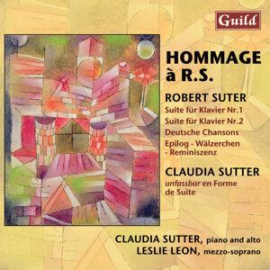 Claudia Sutter 歌手頭像