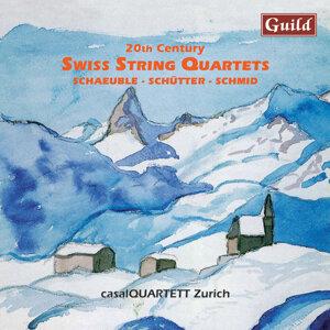 Casal Quartett Zurich 歌手頭像