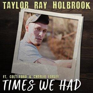 Taylor Ray Holbrook 歌手頭像