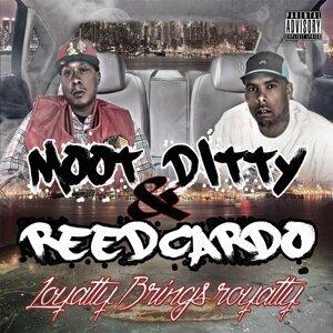 Moot Ditty, ReedCardo 歌手頭像