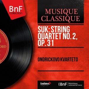 Ondříčkovo kvarteto, Josef Holub, Jaroslav Pekelský, Vincenc Zahradník, Bedřich Jaroš 歌手頭像