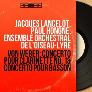 Jacques Lancelot, Paul Hongne, Ensemble orchestral de l'Oiseau-lyre 歌手頭像