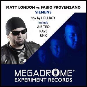 Matt London, Fabio Provenzano 歌手頭像