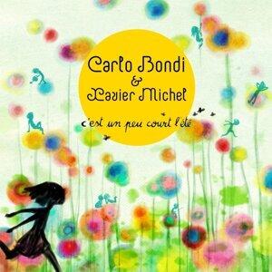 Carlo Bondi, Xavier Michel 歌手頭像