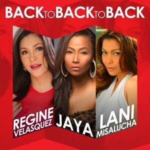 Regine Velasquez, Jaya, Lani Misalucha 歌手頭像