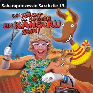 Saharaprinzessin Sarah die 13.