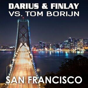 Darius & Finlay, Tom Borijn 歌手頭像