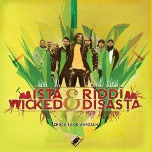 Mista Wicked & Riddim Disasta アーティスト写真