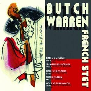 Butch Warren 歌手頭像
