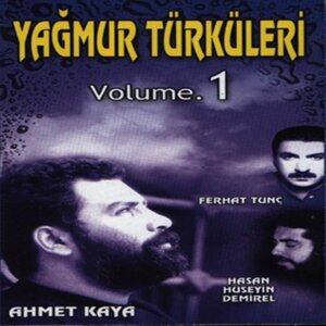 Ahmet Kaya, Ferhat Tunç, Hasan Hüseyin Demirel 歌手頭像