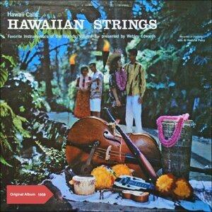 Webley Edwards, The Hawaii Calls Orchestra, Al Kealoha Perry 歌手頭像