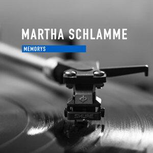 Martha Schlamme 歌手頭像