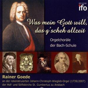 Rainer Goede 歌手頭像