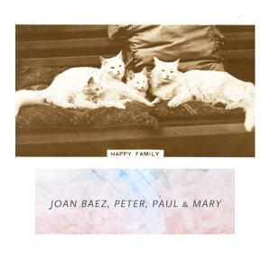 Joan Baez, Peter, Paul & Mary 歌手頭像