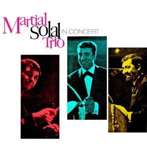 The Martial Solal Trio 歌手頭像