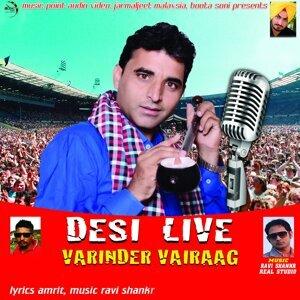Varinder Vairaag 歌手頭像