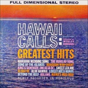 Webley Edwards, The Hawaii Calls Orchestra & Chorus, Al Kealoha Perry 歌手頭像