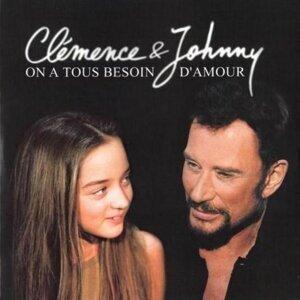 Clémence, Johnny Halliday 歌手頭像