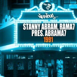 Stanny Abram, Rama7, ABRAMA7 歌手頭像