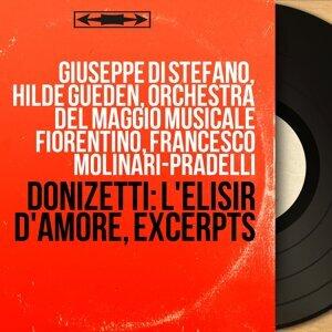 Giuseppe Di Stefano, Hilde Gueden, Orchestra del Maggio Musicale Fiorentino, Francesco Molinari-Pradelli 歌手頭像