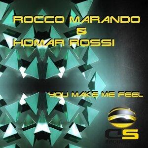 Rocco Marando, Homar Rossi 歌手頭像