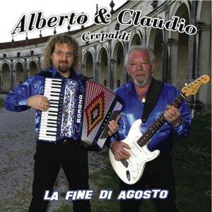 Alberto Crepaldi, Claudio Crepaldi 歌手頭像