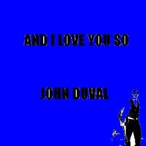 John Duval 歌手頭像