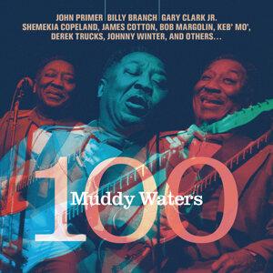 Muddy Waters 100 歌手頭像
