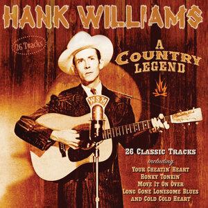 Hank Williams 歌手頭像