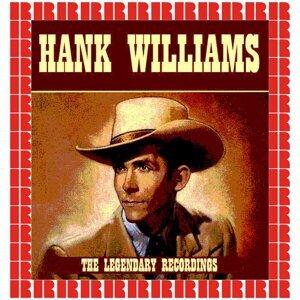 Hank Williams アーティスト写真