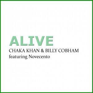 Chaka Khan, Billy Cobham 歌手頭像