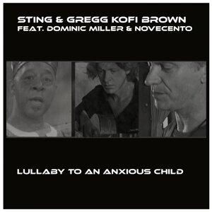 Gregg Kofi Brown, Sting 歌手頭像