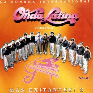 La Sonora Internacional Onda Latina 歌手頭像