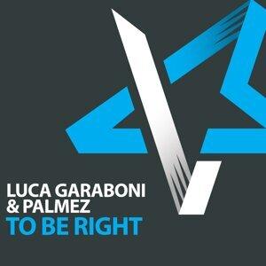 Luca Garaboni, Palmez 歌手頭像