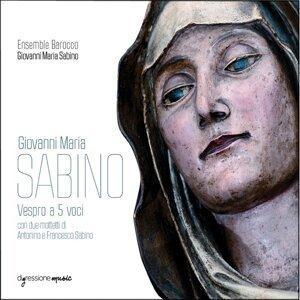 Paolo Valerio, Ensemble Barocco Giovanni Maria Sabino 歌手頭像