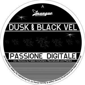 Dusk & Black Vel アーティスト写真