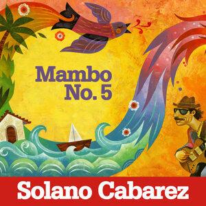 Solano Cabarez 歌手頭像