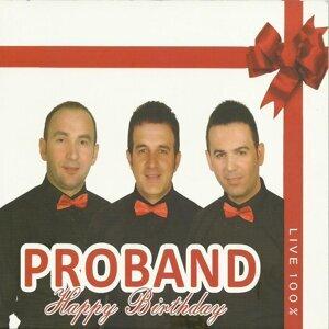 Pro Band 歌手頭像