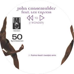 John Consemulder 歌手頭像