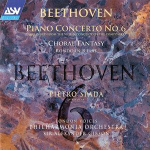 Pietro Spada,The Philharmonia,London Voices,Sir Alexander Gibson 歌手頭像