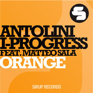 Antolini I-progress feat. Matteo Sala アーティスト写真