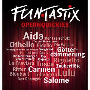 FunTastix 歌手頭像