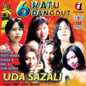 6 Ratu Dangdut - Uda Sazali 歌手頭像